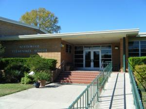 Northwood elementary entrance